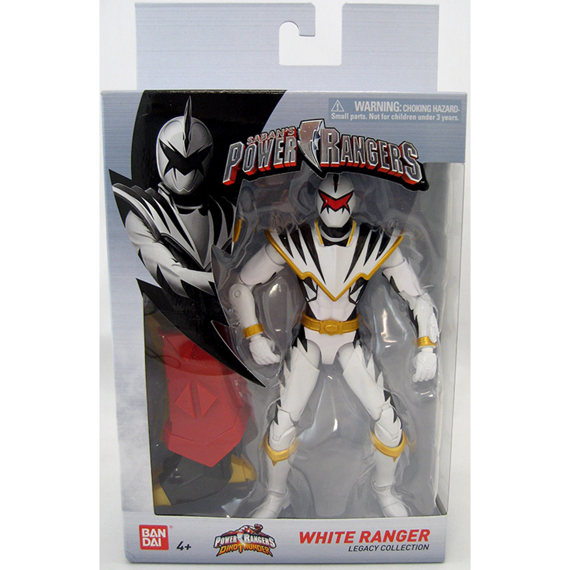 Power Rangers Legacy 6 Inch Action Figure Thundersaurus
