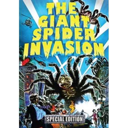 Giant Spider Invasion (DVD) - Giant Dad
