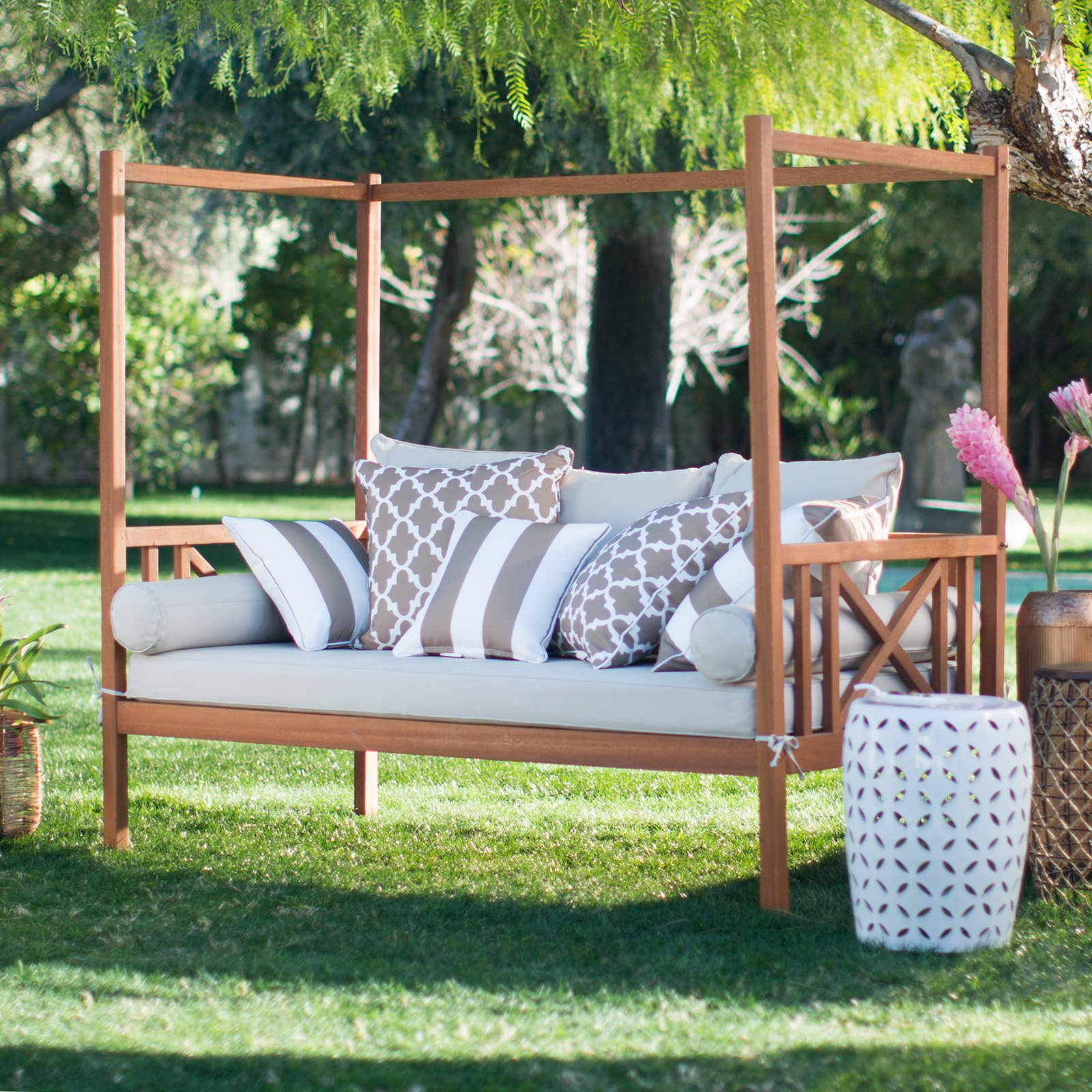 Belham Living Brighton Outdoor Daybed - Walmart.com on Belham Living Brighton Outdoor Daybed id=75939
