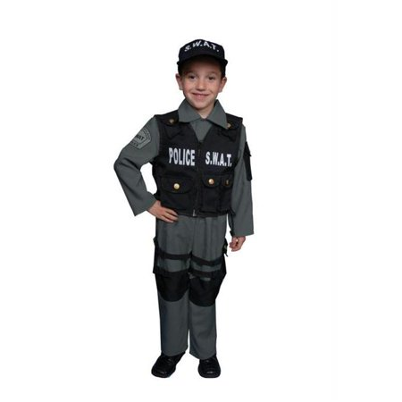 Costumes For All Occasions Up327Sm S.W.A.T. Child Small - Beaker Costume For Sale