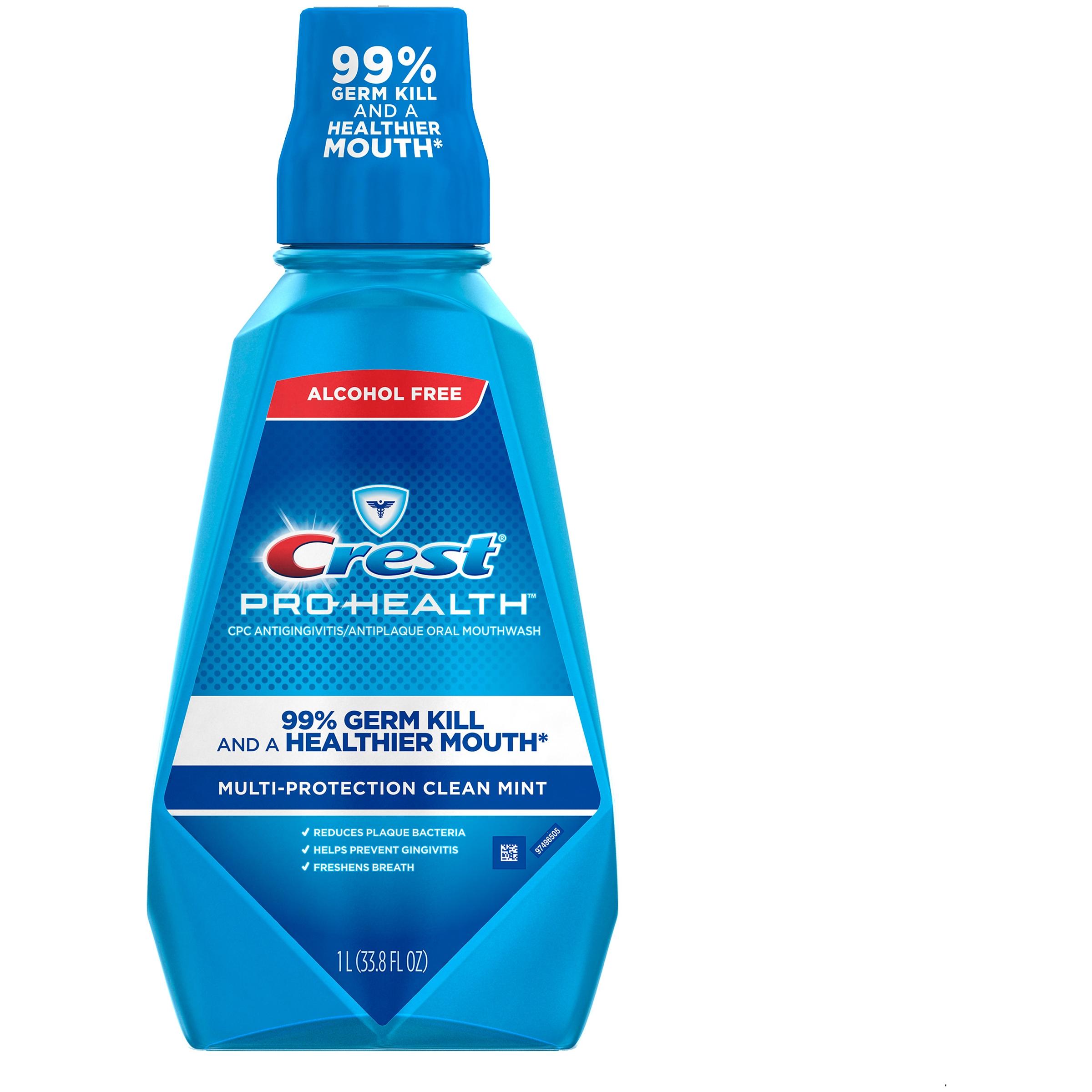 Image result for crest pro health mouthwash
