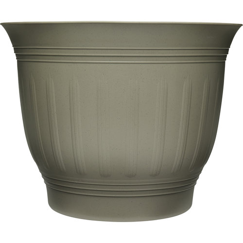 "Image of 10"" Colonnade Planter, Cement"