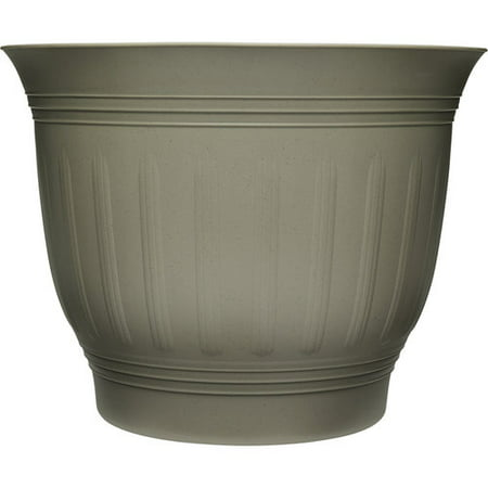 """Image of 10"""" Colonnade Planter, Cement"""