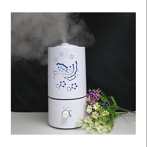 AGPtek 1.5L LED Ultrasonic Air Humidifier Purifier Aroma Diffuser