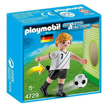 Playmobil Sports & Action Germany Set #4729