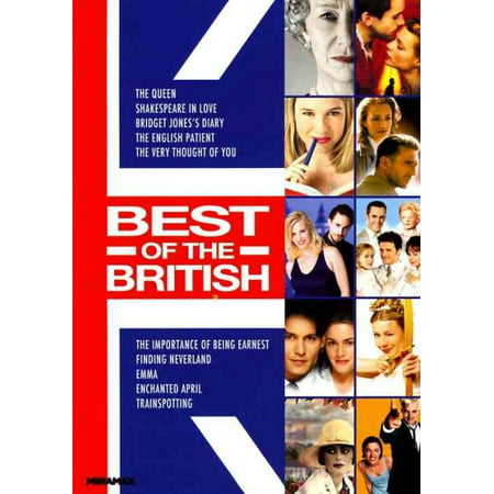Best of the British Collection (DVD) (Best British Sitcoms On Netflix)