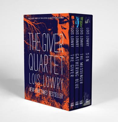 Giver Quartet: The Giver Quartet Boxed Set (Other)