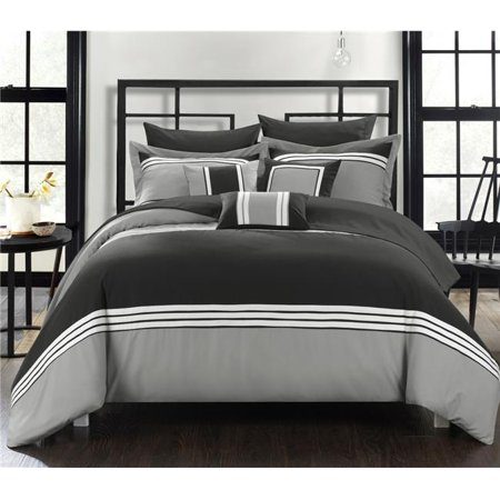 Chic Home Cs3240 Us Fullerton Hotel Collection Bed In A Bag Comforter Set With Sheets
