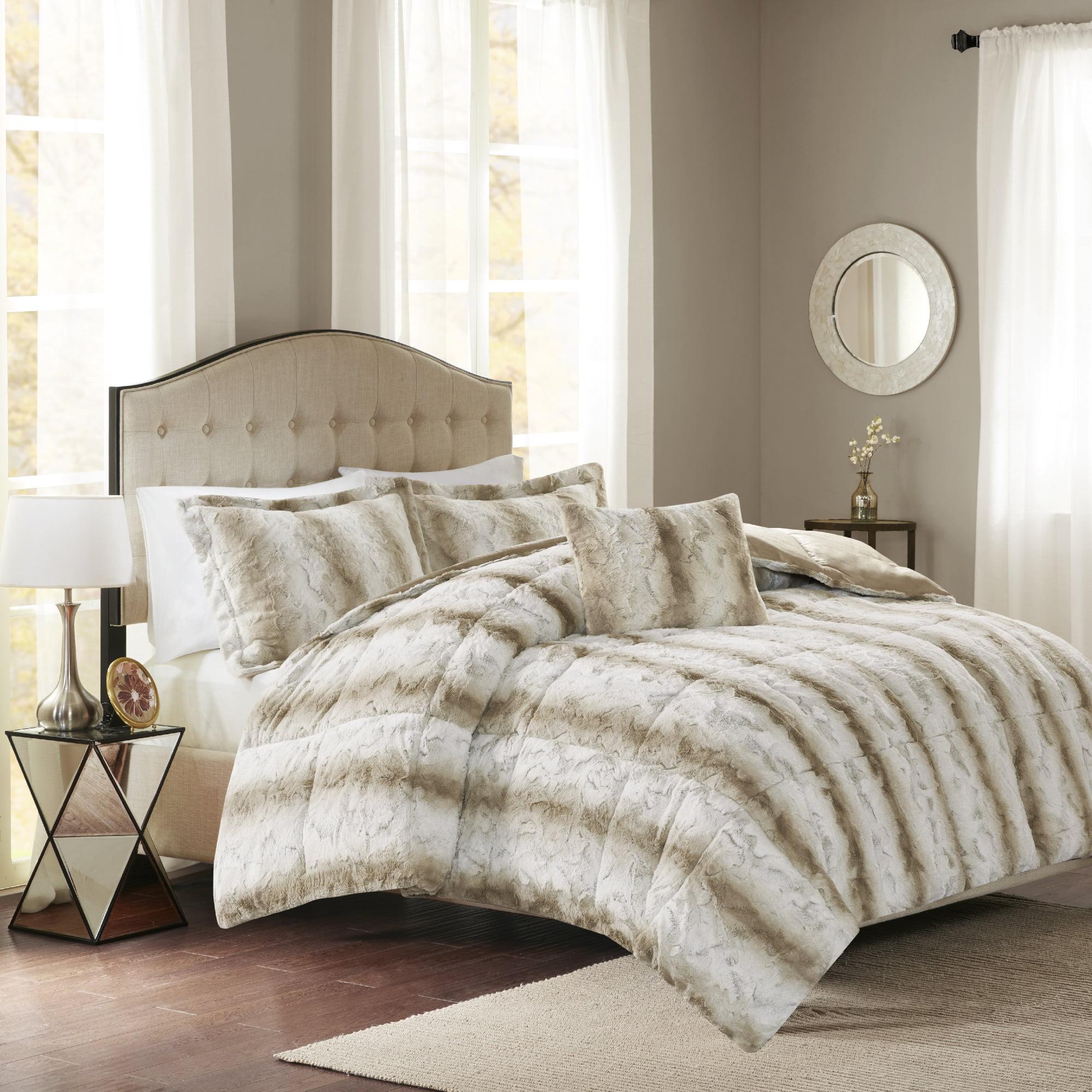 alternative essence com walmart marselle down home set faux fur comforter ip