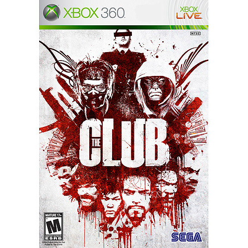 The Club (Xbox 360) - Pre-Owned