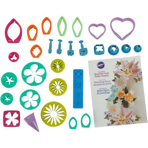 Wilton Gum Paste Flower Cutter Set 2109-0054