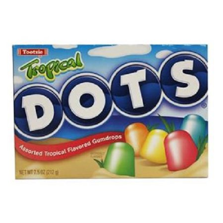 Product Of Dots, Tropical, Count 1 (6.5 oz) - Sugar Candy / Grab Varieties & Flavors