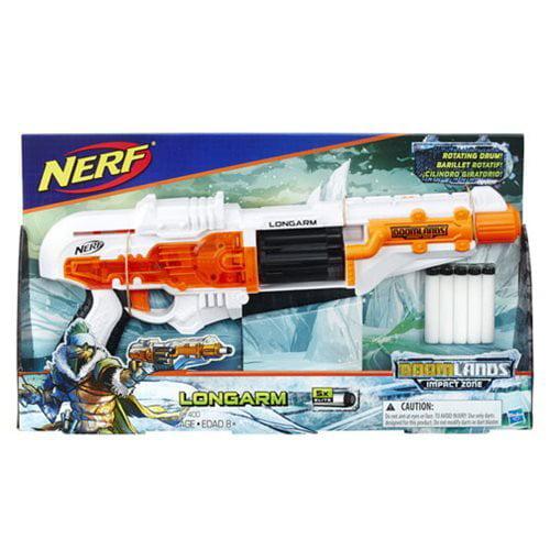 Nerf Doomlands Impact Zone Longarm by Hasbro Inc