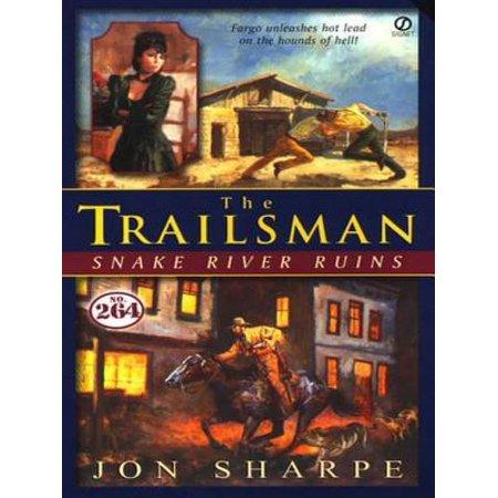 Trailsman #264: Snake River Ruins - eBook ()