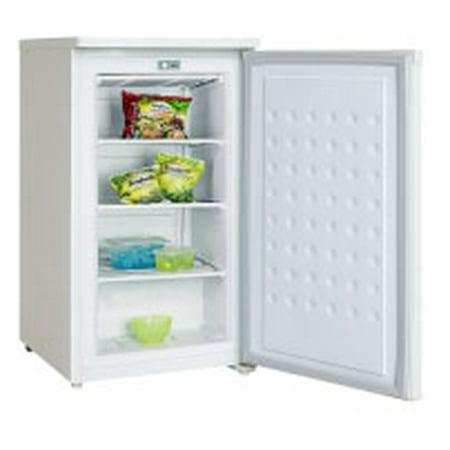 RCA, 3.0 CU. FT. Upright Freezer, White, (RFRF323-COM)