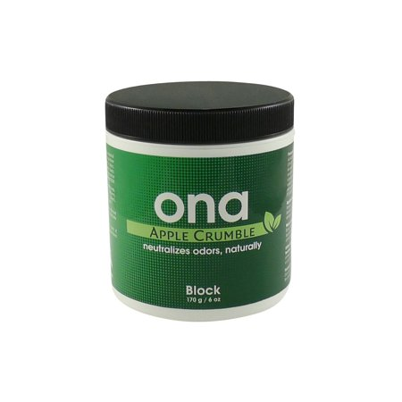 Ona Block Apple Crumble 6 Ounce - Baked Apple Crumble