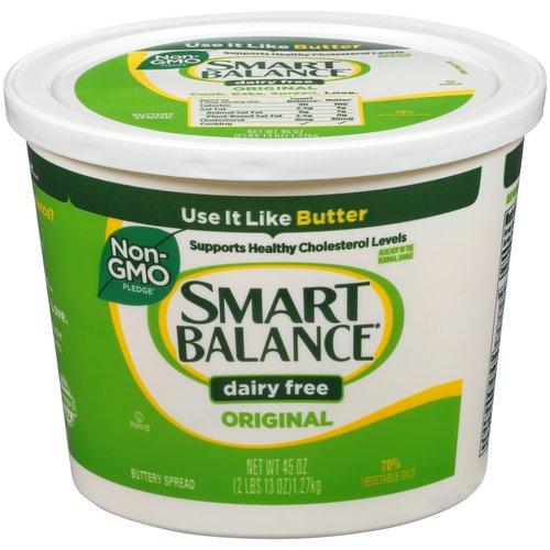 Smart Balance Original Buttery Spread, 45 oz