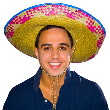 Embroidered Sombrero
