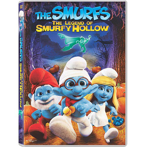 The Smurfs: The Legend Of Smurfy Hollow (Anamorphic Widescreen)