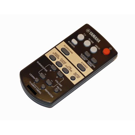 OEM Yamaha Remote Control Originally Shipped With: YAS203, YAS-203