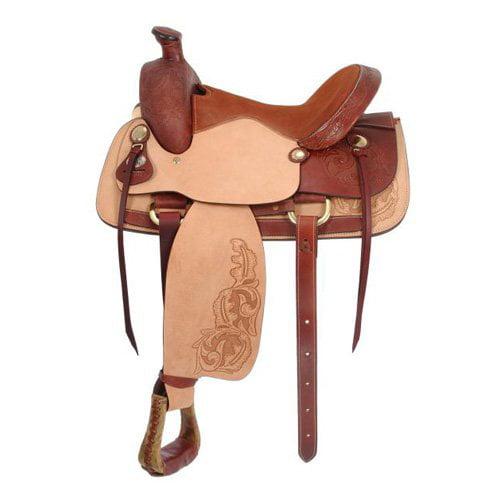 Royal King Durango Ranch Roper Saddle