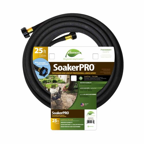 Element Waterworks SoakerPRO Hose, 25'