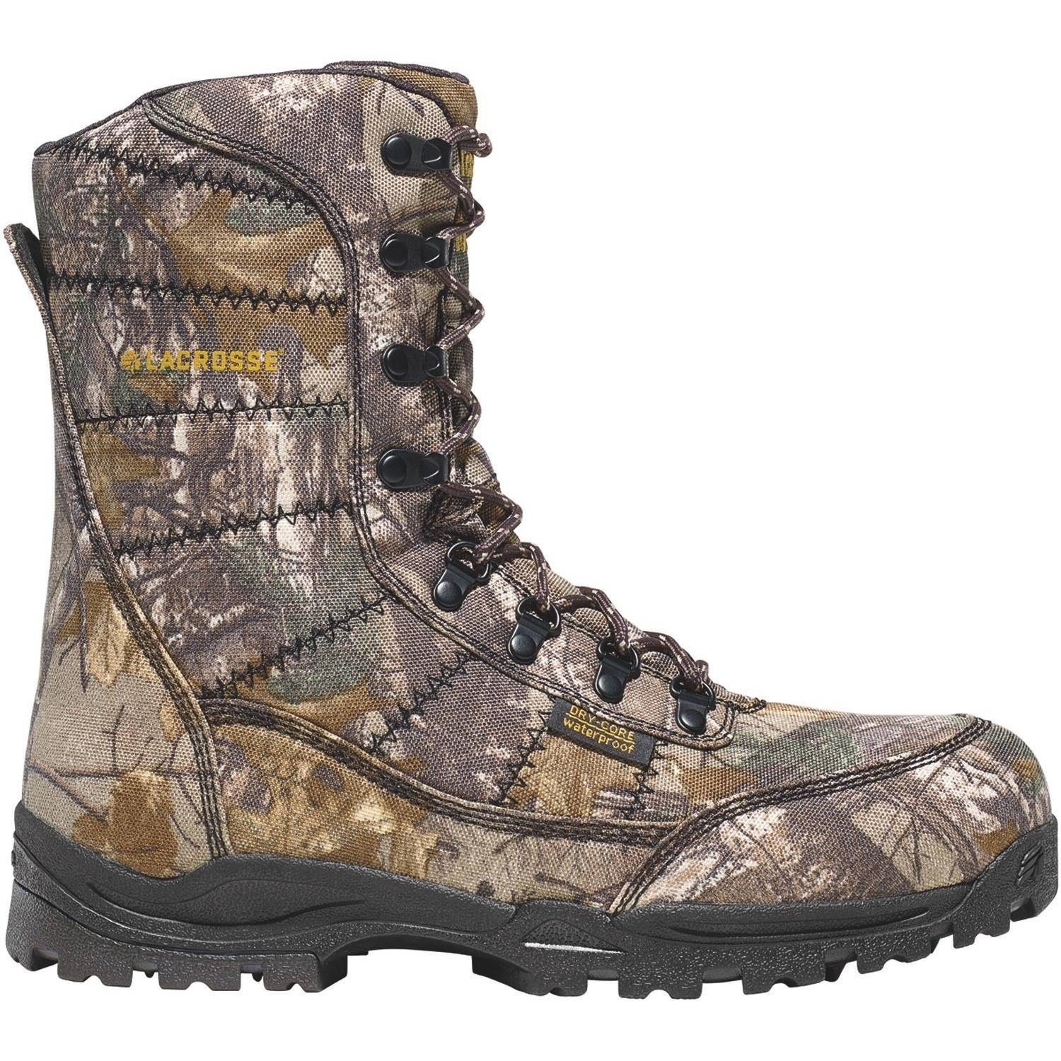 LaCrosse Silencer Boot, 1000g, Realtree Xtra by LACROSSE