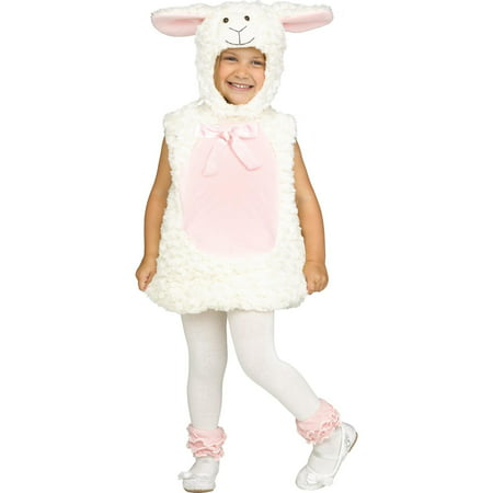Sweet Lamb Infant Costume - 18-24 Months Halloween Costumes Uk
