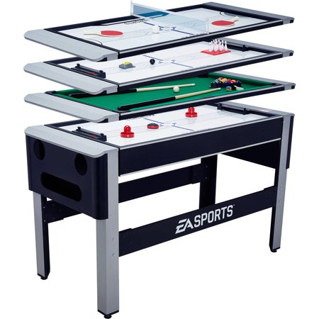 Ea sports 54 4 in 1 swivel table for 12 in 1 game table walmart