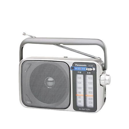 - Panasonic RF-2400 AM / FM Radio