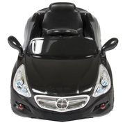12v ride on car kids rc car remote control electric battery power w radio