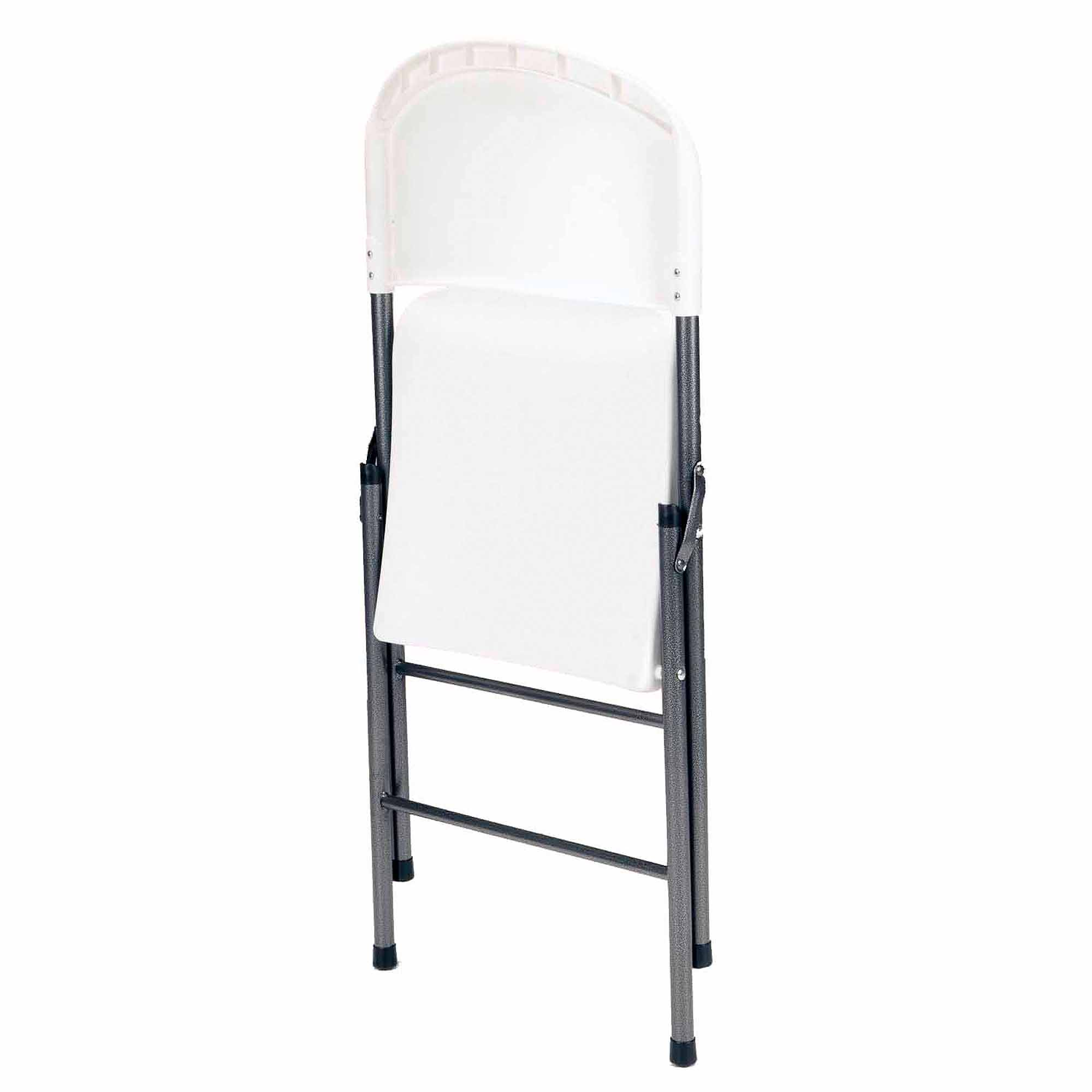 Mainstays Premium Resin Chair, Set of 4, White Speckle