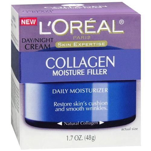 L'Oreal Paris Skin Expertise Collagen Moisture Filler Dai...