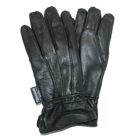 Dorfman Pacific Women's Lambskin Leather Driving Gloves