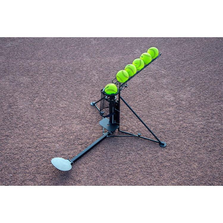 The Ultimate Hitting Machine Baseball And Softball Pitchi...