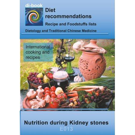 Nutrition during kidney stones - eBook (Calcium Oxalate Kidney Stones Foods To Avoid)