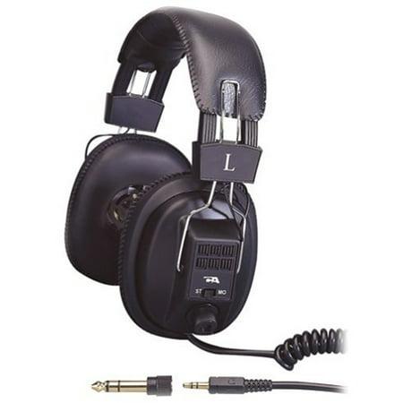 Cyber Acoustics Deluxe Series Stereo Headphones