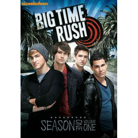 Big Time Rush Season One Volume One Dvd Walmart Com