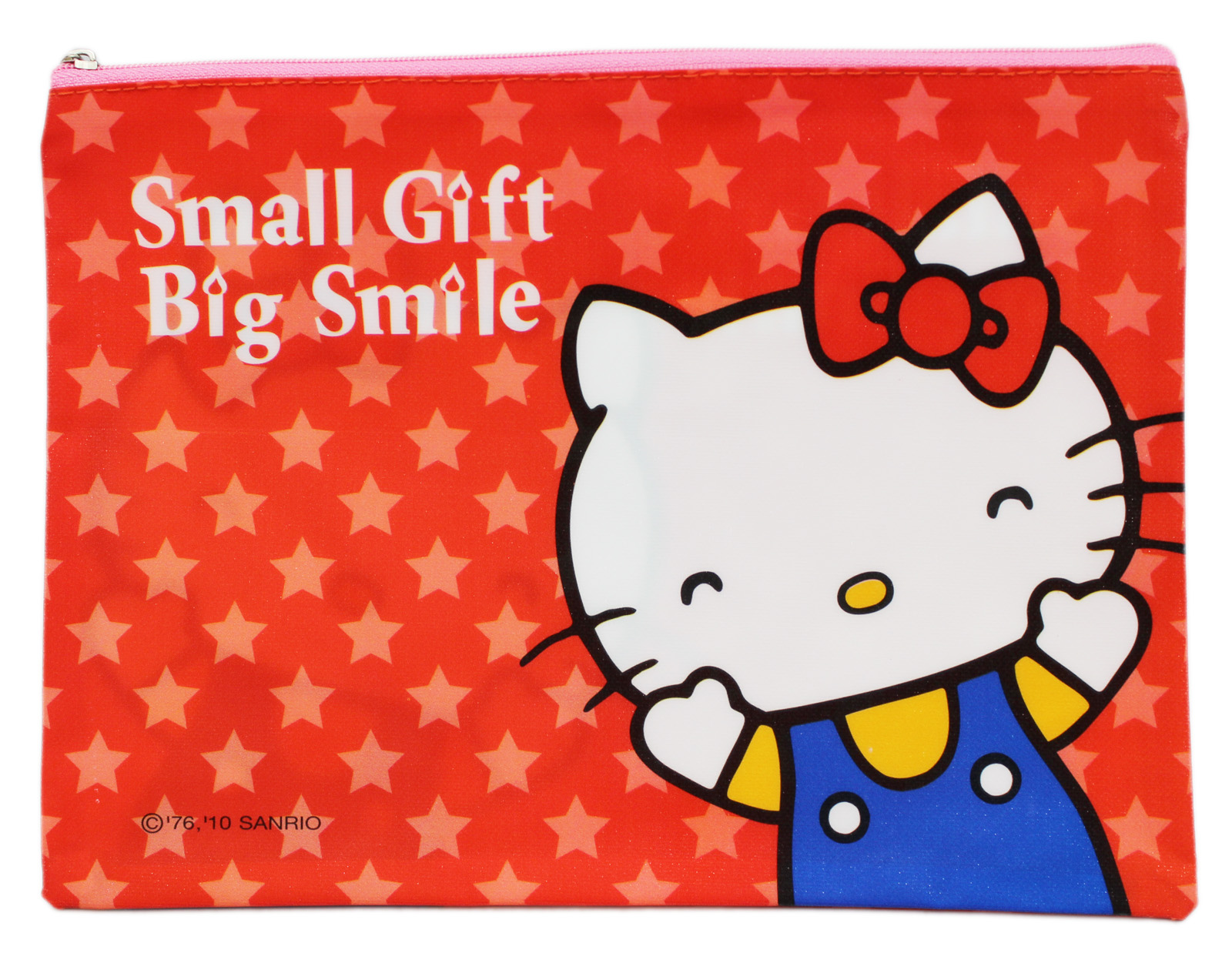 Hello Kitty Small Gift Big Smile Red Colored