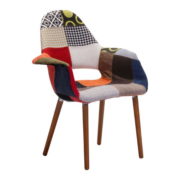 Occasional Chair in Multicolor