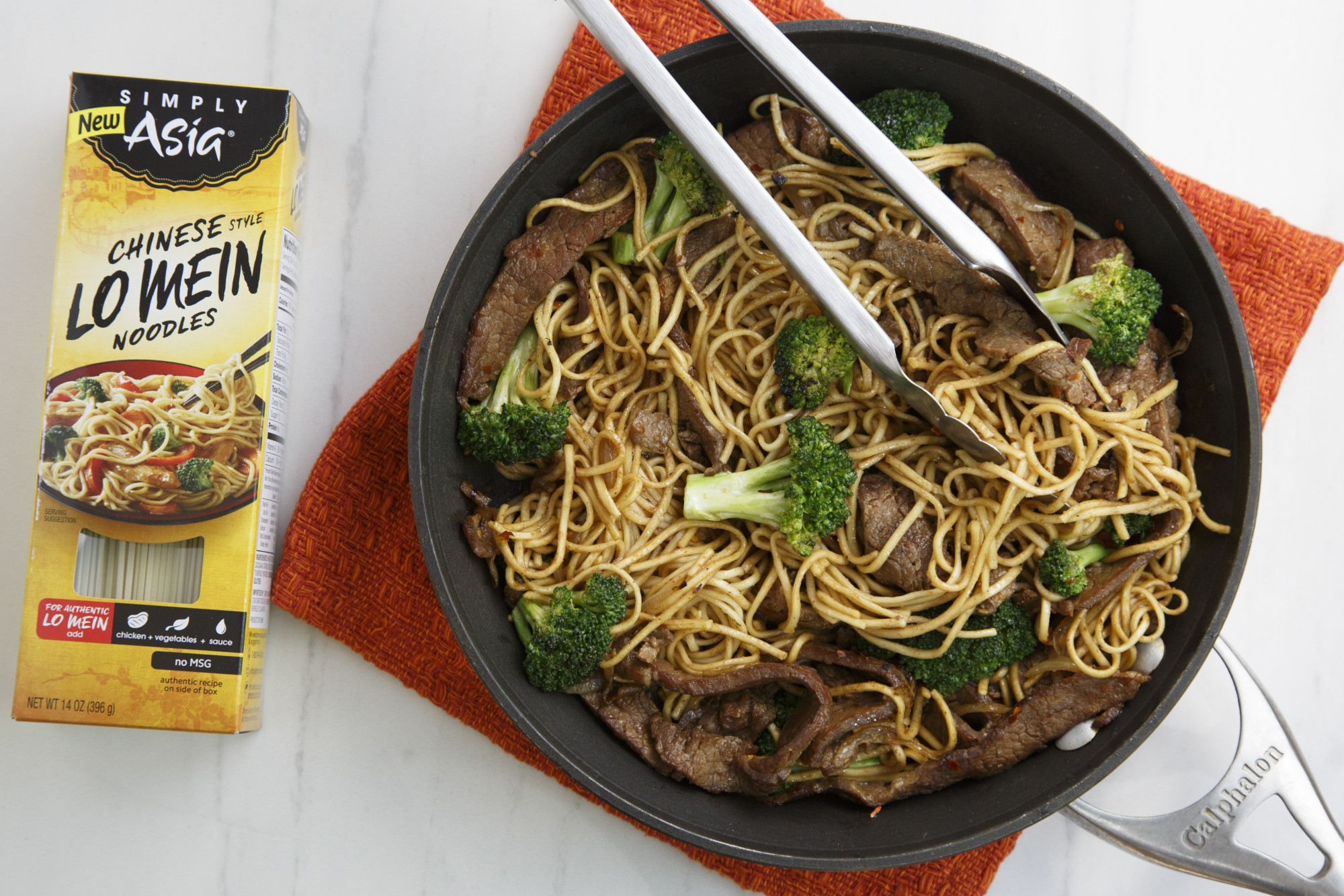 Simply Asia Chinese Style Lo Mein Noodles 14 Oz Walmart Com Walmart Com