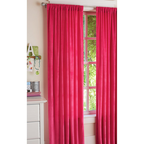 your zone plush curtain
