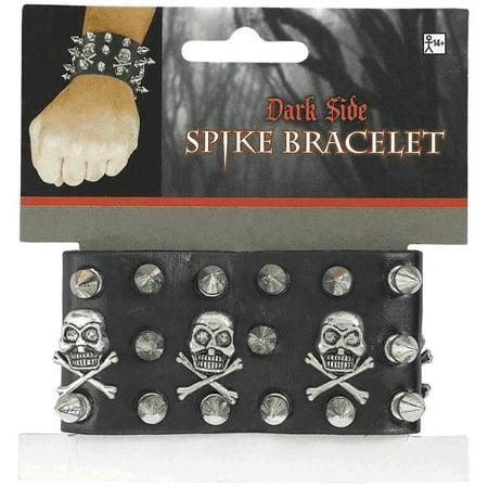 Spike Skull Bracelet