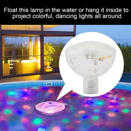 Lights & Lighting Led Underwater Floating Bulb Light Water Lamp Baby Bath Tub Toy Colorful Swimming Pool Garden Party Disco Show Spa Tub Bathroom Led Lamps