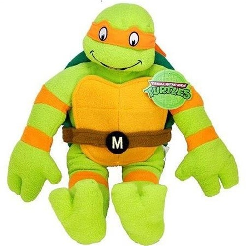 Nickelodeon Michelangelo Cuddle Pilow by Jay Franco