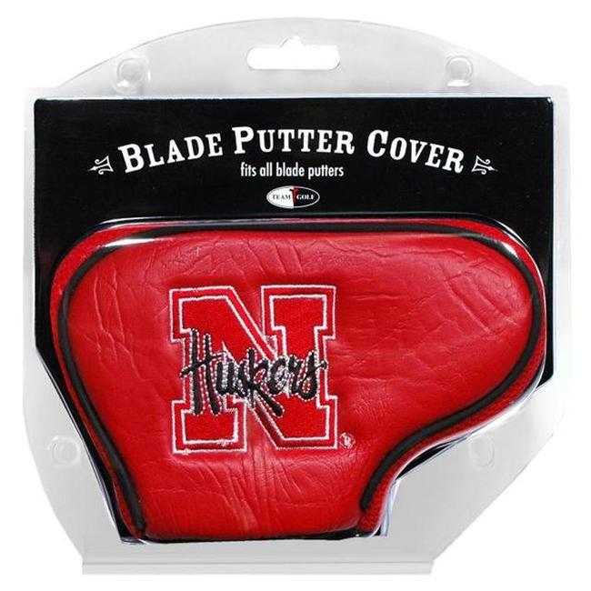 Team Golf 22401 Nebraska Cornhuskers Blade Putter Cover