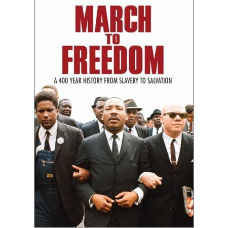 March to Freedom: 14 Part Chronicle (DVD)