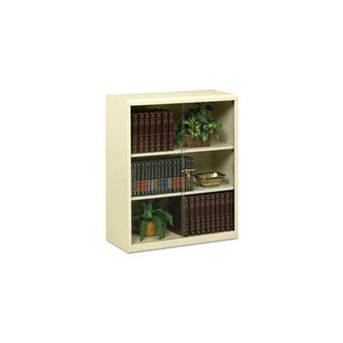 Tennsco Heavy-guage Steel Bookcase With Glass Doors - X 4...