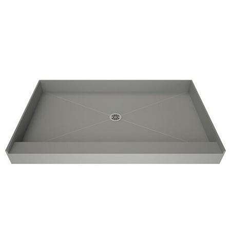 Tile Redi Single Curb Single Threshold Shower
