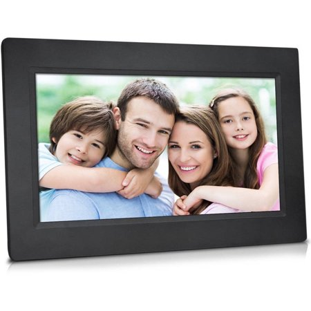 Sungale Cpf1032 10  Smart Wifi Cloud Digital Photo Frame With Touchscreen Operation  Free Cloud Storage
